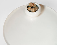 DOT Porcelain Tray. Part of DOT Porcelain Collection