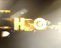 HBO Latinamerica - Graphic Package 2008