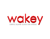 Wakey iPhone App