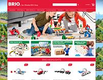 BRIO Online-Shop Coupons