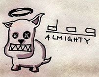 Logo | Dog Almighty