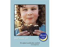 Moon Pie Ad Series #1