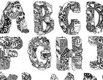 Crazy World Alphabet