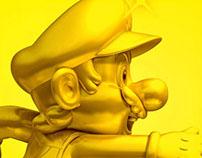NINTENDO - New Super Mario Bros 2 - Display Advertising