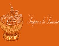 Proyectos de Tipográfia - dulce peruano y mermelada