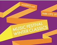 Winter Classics Music Festival