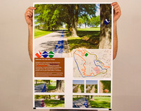 Dorthea Dix Park Bike Trail System