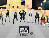 One of a Kind - GD (Fan Art)
