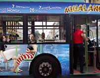 Aqualandia - Autobus decorato