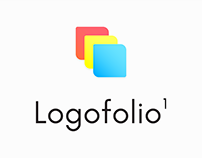 Logofolio vol 1. Reimagined old logos and their history