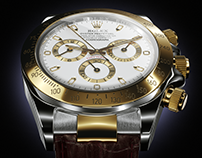 Rolex Daytona Visualization