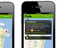 Dude app