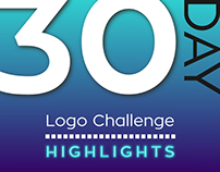 30 Day Logo Challenge | Highlights