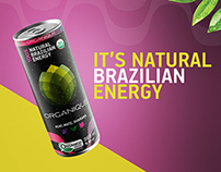 Organique Energy Drink