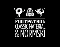 Footpatrol x Classic Material x Normski  Launch Video