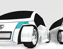 Green Transporter ZEV