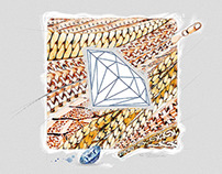 jewellery illustration