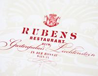 Rubens Restaurant im Palais Liechtenstein