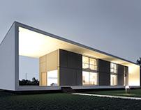 House on the Morella / Full CG