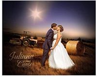 Wedding photography template