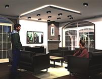 El Patio 19 | Interior Design & Visualization
