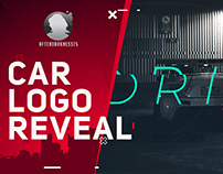 Car Logo Reveal - After Effects Template