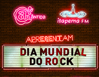 Especial Dia Mundial do Rock