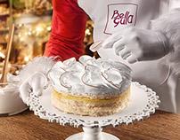 BELLA GULA // Print - Social Media, Christmas 2014