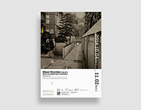 《無聲製造者與其他 Silent Provider Et Al》展覽海報設計