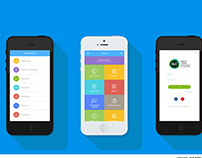 College, Education, News App Design & Development