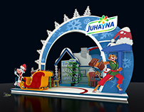 kids area@new year event