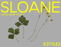 Sloane Font