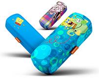 PACKAGING - Nickelodeon
