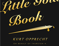 The One Percenters Little Gold Book