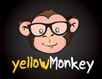 Logotype YellowMonkey