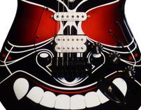 Devin Setoguchi Guitar