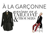 Tailcoats & Trousers