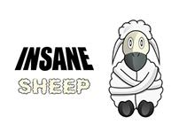 Insane Sheep - Web design