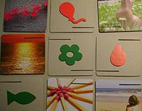 Cuatro Elementos: object book