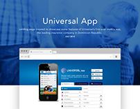 Universal App