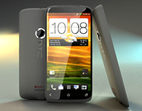 HTC one C concept