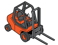 Industrial Lift Trucks - Safe Work Australia