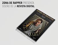DISEÑO | PORTADAS | REVISTA DIGITAL
