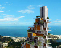 Eolic Tower - Evolo Competition 2009/2010