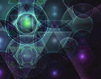 Digital Painting Mandalas
