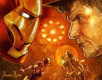 Ironman x Indiana Jones