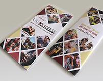 Graphic & Web Design for LAWineFest & OCWineFest
