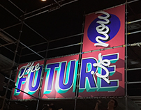 THE FUTURE IS NOW • WEB SUMMIT