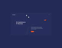 Design Concept for Consulting Company