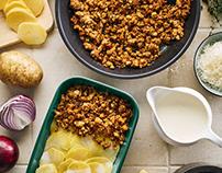 Editorial Food Photography for Petruha